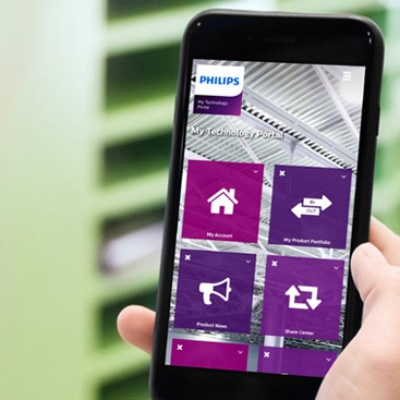 Philips Lighting My technology Portal