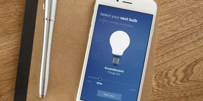 Philips LED savings calculator